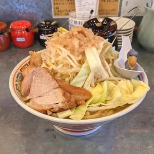 【朗報】横浜らーめん青木家 家系の大人気店が送る限定•二郎系ラーメン!