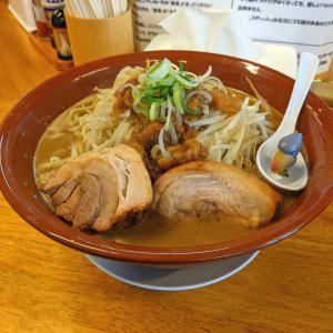 【秀逸】麺屋花の名 旨味が凝縮された超濃厚激ウマ二郎系ラーメン!