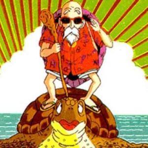 ネッコ「亀の上に乗りたい」