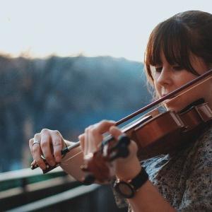 バイオリニストとフィドラーの違い??