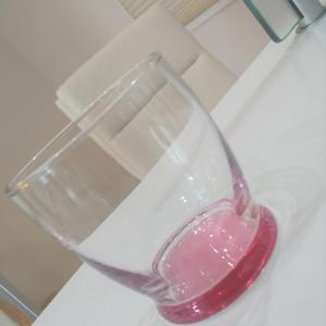 ダイソーのグラスを見た祖母の衝撃のひとこと