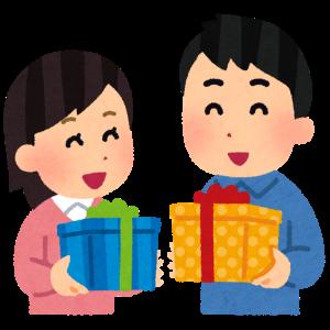 クリスマスプレゼントの予算