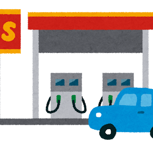 【ガソリン代の予算】1ヵ月16,000円
