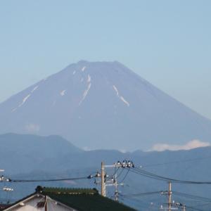 7月2日の富士山