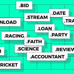 .bidや.date、.downloadなど16種類のTLDが12月末まで大幅割引!