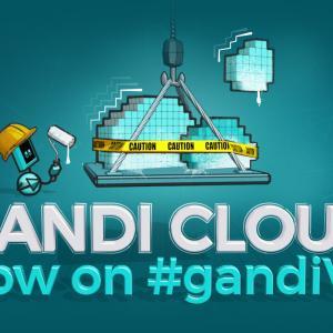 Gandi Cloud に新しい機能が追加されました!