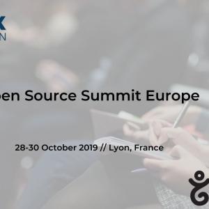 オープンソースサミット 2019 – Gandiも参加しました!