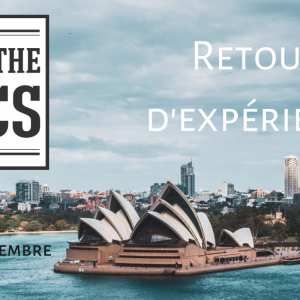 "Gandi sponsor du ""Write the Docs"" Australia 2019"