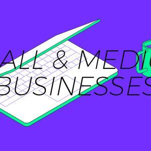 小中規模ビジネス向けサービス:あなたのニーズに合わせたドメイン名関連ソリューション