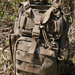 MAXPEDITION SITKA GEARSLINGER 左肩掛け15Lスリングバッグ