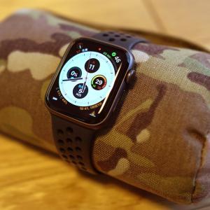 Apple Watch Series 5は狩猟で十分使える