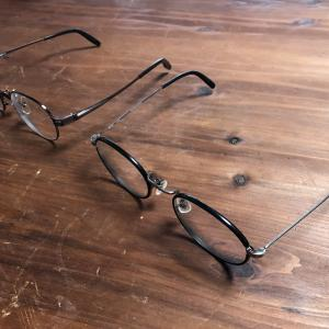 過矯正メガネ