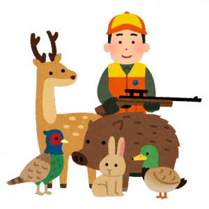 初めてグループ猟に参加 シシ肉を貰う【20191116】