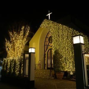 2018年12月27日 南青山ル・アンジェ教会に於いてクリスマス&年末チャリティーコンサート
