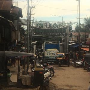 国境の町、モレ