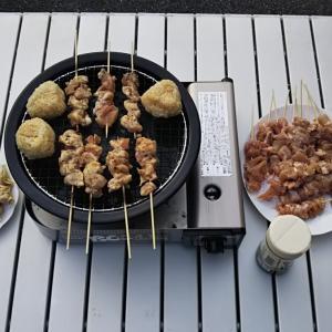 自宅で簡単BBQ
