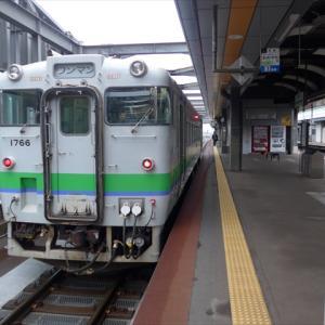 北海道完乗の旅19夏(17) 根室本線 帯広駅