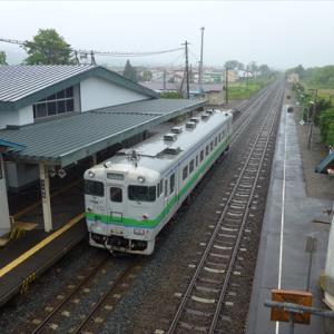 北海道完乗の旅19夏(19) 根室本線 浦幌駅 ~足踏みしてるのなら折り返そう~