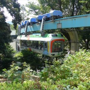 東京都交通局上野懸垂線 ~都民の日に上野動物園に行ってきました~