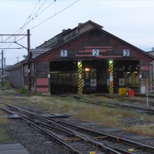 週末パス19秋(10) 奥羽本線 新庄駅 ~独特な駅構造~