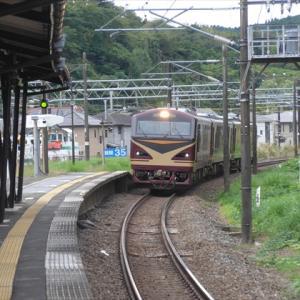 週末パス19秋(15) 東北本線 松島駅 ~「リゾートみのり」に遭遇~