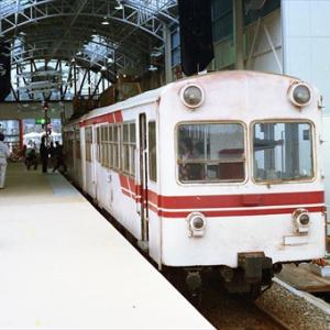 1988年春 下津井電鉄 (児島駅~鷲羽山駅) ~ナローの小さな電車と開業間近の瀬戸大橋~