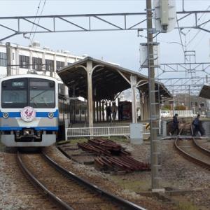 日帰りいずっぱこ20春(5) 伊豆箱根鉄道駿豆線 田京駅と大仁駅