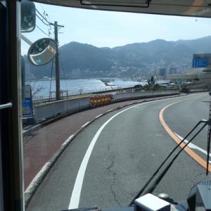 日帰りいずっぱこ20春(8) 伊豆箱根バス (熱海駅→十国峠登り口) ~もうひとつの「いずっぱこ」へ~