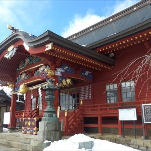 御岳山とJR相鉄直通線(4) 武蔵御嶽神社へ
