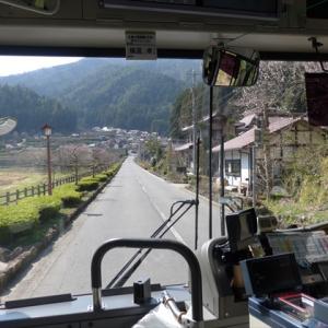 西日本完乗への道-広島編(21) 広電バス (可部駅前→三段峡) ~可部線廃線跡を辿る~