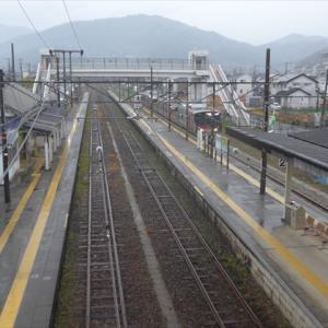 西日本完乗への道-広島編(39) 呉線 安浦駅 ~錆び取り列車?~
