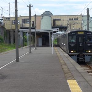 九州駅巡り21夏-筑豊編(22) 筑豊本線 小竹駅 ~かつて国鉄幸袋線が分岐していた駅。だったとは・・・~