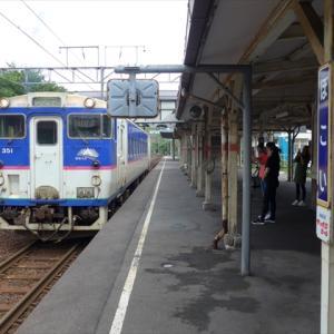 北海道完乗の旅19夏(5) 室蘭本線 母恋駅 ~母恋めしにはありつけず~