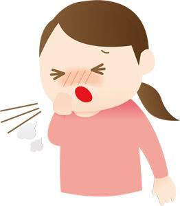 咳が出る!?