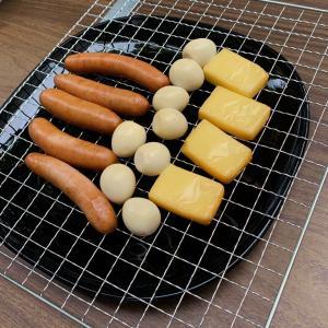 *BBQ* DAISOアイテムでつくる燻製