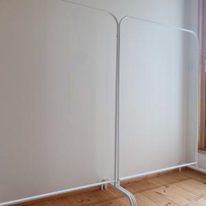【IKEA】生活感が出にくい部屋干しコーナー