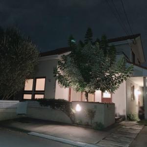 【注文住宅】エクステリア照明のヒーリング効果