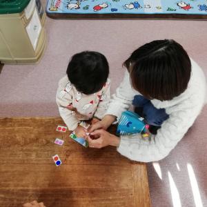 「1歳以上の日&手作りおもちゃ制作」☆彡