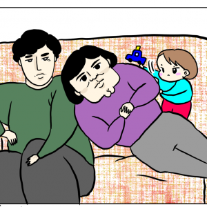 口の悪い夫を持つ妻の特技