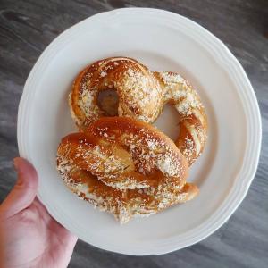 余ったパンのリメイク料理。