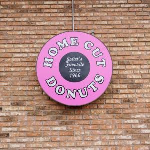 シカゴ郊外美味しいドーナツ屋さん※24時間営業
