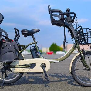 ヤマハ電動自転車(PAS Babby un)におすすめのフロントチャイルドシート