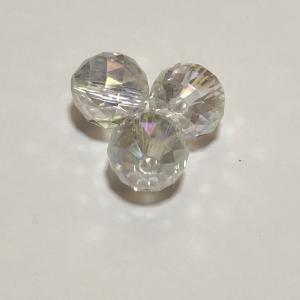 オーロラ水晶の特徴、効果  虹色に輝く不思議な水晶(パワーストーンメモ011)