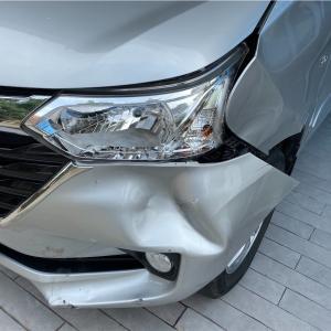 事故時の対応 in Indonesia。