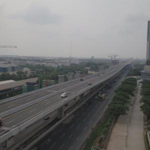 空撮!ジャカルタ-チカンペック高架高速、驚きのクオリティ!