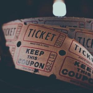 チケットの手配はお早めに。