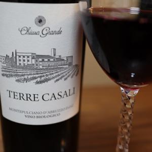 夏の赤ワインはモンプルがいい。 キューザ・グランデ モンテプルチャーノ・ダブルッツォ