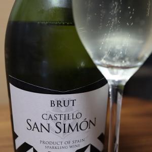 辛口すっきりのおいしい泡。カスティーリョ サン・シモン