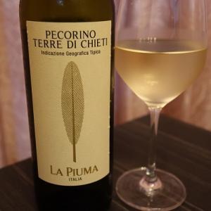 チーズにあらず。ラ・ピウマ ペコリーノ