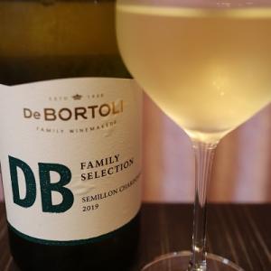 コンビニワイン攻め。DB ファミリーセレクション セミヨン・シャルドネ